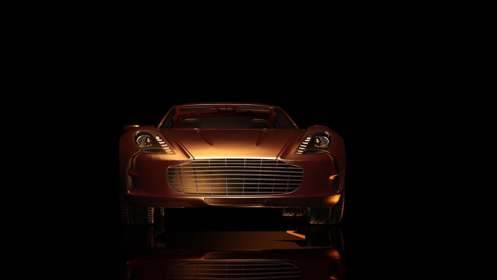 sports car - luxurty